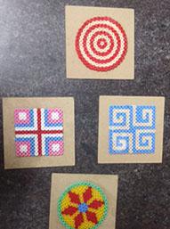 Fusion Bead Coasters